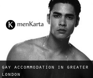Gay Accommodation in Greater London