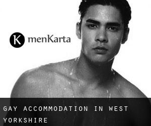 Gay Accommodation in West Yorkshire