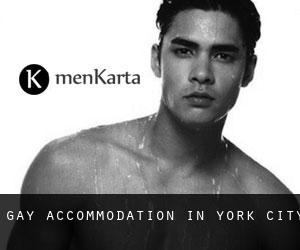 Gay Accommodation in York City