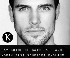 Gay Guide of Bath (Bath and North East Somerset, England)
