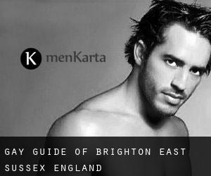 Gay Guide of Brighton (East Sussex, England)