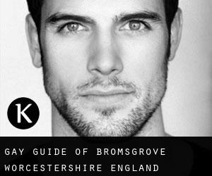 gay guide of Bromsgrove (Worcestershire, England)