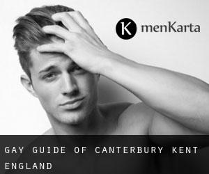 gay guide of Canterbury (Kent, England)
