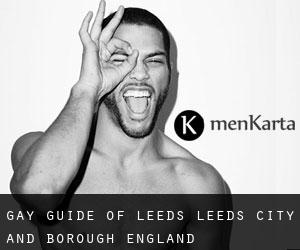 gay guide of Leeds (Leeds (City and Borough), England)