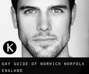 Gay Guide of Norwich (Norfolk, England)
