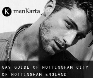 Gay Guide of Nottingham (City of Nottingham, England)