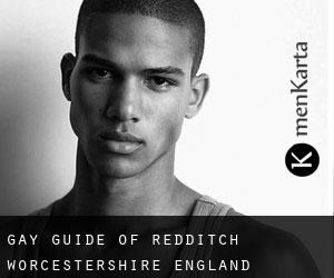 Gay Guide of Redditch (Worcestershire, England)