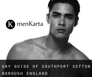 gay guide of Southport (Sefton (Borough), England)