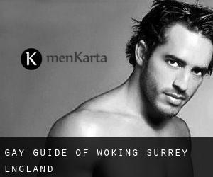 Gay Guide of Woking (Surrey, England)