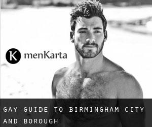 Gay Guide to Birmingham (City and Borough)