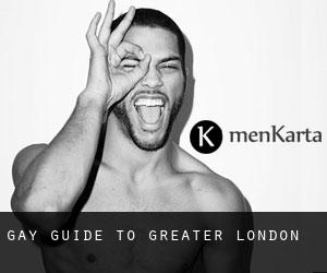 Gay Guide to Greater London