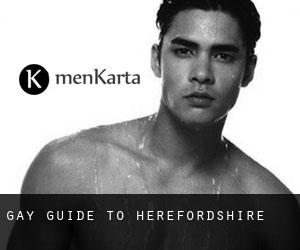 gay guide to Herefordshire