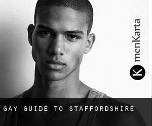 gay guide to Staffordshire
