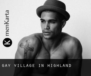 Gay Village in Highland
